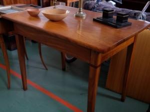 Schreibtisch Biedermeier Kirschbaum